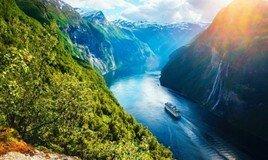 Norveç Fiyortları Gemi Turları
