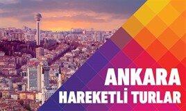 Ankara Çıkışlı Turlar