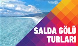Salda Gölü ve Göller Yöresi Turları