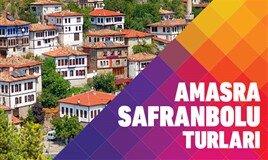 Safranbolu Amasra Turları