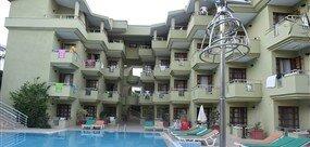 Ares City Hotel Antalya Kemer