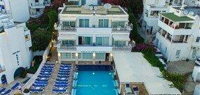 Bodrum Nova Suites Hotel Muğla Bodrum