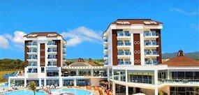 Çenger Beach Resort Hotel Antalya Side