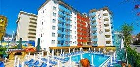 Club Big Blue Suite Hotel Antalya Alanya
