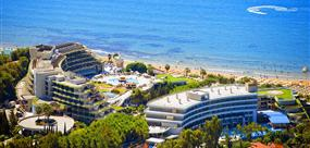 Crystal Sunrise Queen Luxury Resort Spa Antalya Side