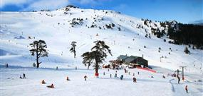 Dorukkaya Ski Mountain Resort - -