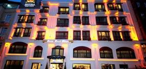 Dosso Dossi Hotels Old City İstanbul Fatih