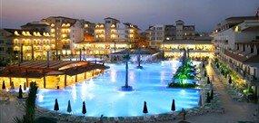 Dream World Palace Side Antalya Side