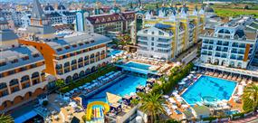 Dream World Resort & Spa Antalya Side