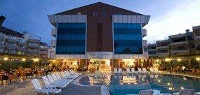 Fame Residence Beach Park Antalya Kemer
