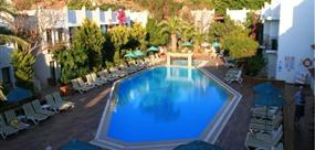 Flora Hotel Bodrum - -