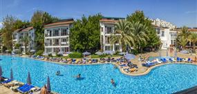 Ganita Holiday Village Antalya Alanya