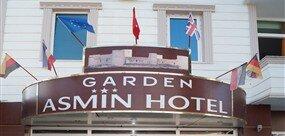 Garden Asmin Otel Mersin Erdemli