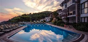 Golden Life Heights Deluxe Suite Hotel Muğla Fethiye