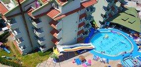 Golden Orange Apart Otel Muğla Marmaris