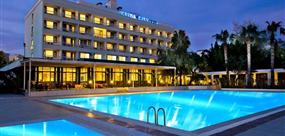 Grida City Hotel Antalya Antalya Merkez