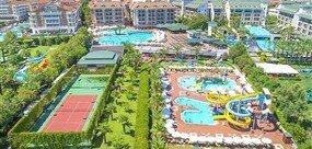 Hotel Turan Prince Antalya Side