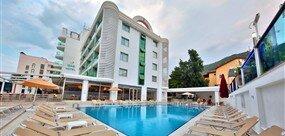 İdaş Hotel Muğla Marmaris