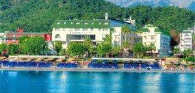 Lancora Beach Hotel Antalya Kemer