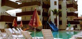 Life Garden Otel Antalya Side
