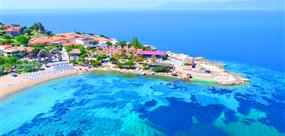 Maya Bistro Hotel Beach İzmir Seferihisar