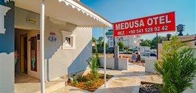 Medusa Otel Belek Antalya Serik