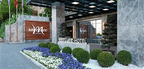 Mercure Bursa The Plaza Thermal & Spa Hotel Bursa Osmangazi