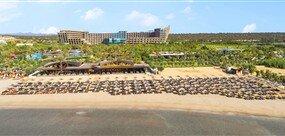 Nuhun Gemisi Deluxe Hotel Spa Bafra Bafra Merkez