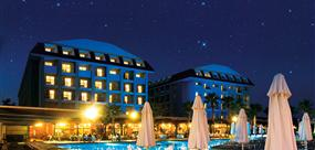Orange County Resort Hotel Belek - -