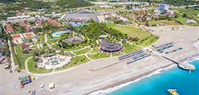 Pemar Beach Resort Antalya Side