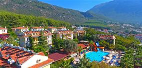 Perdikia Hill & Family Hotel Muğla Fethiye
