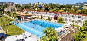 Risus Aqua Beach Resort Aydın Kuşadası