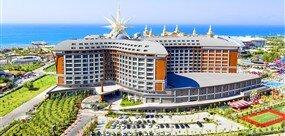 Royal Seginus Hotel Antalya Lara-Kundu
