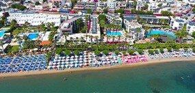 Sami Beach Hotel Muğla Bodrum