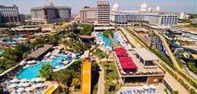 Saturn Palace Resort Hotel - -