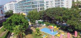 SunBay Park Hotel Muğla Marmaris