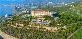 Utopia World Hotel Antalya Alanya