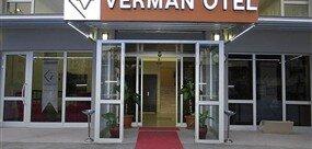 Verman Otel Eskişehir Eskişehir Tepebaşı