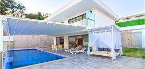 Villa Infinity Mountain Antalya Kalkan
