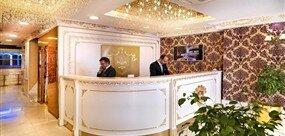White Monarch Hotel İstanbul Şişli