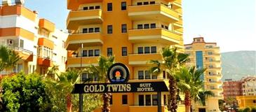 Gold Twins Family Beach Hotel