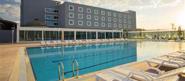 Jura Hotels Afyon|Thermal