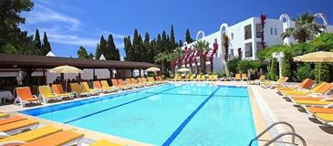 Natur Garden Bitez Hotel