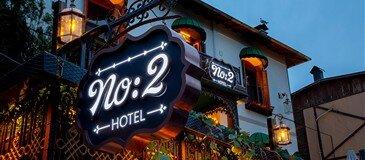 No:2 Hotel Büyükada