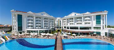 Roma Beach Resort Spa