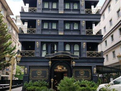 A11 Hotel Exclusive İstanbul Kadıköy Göztepe