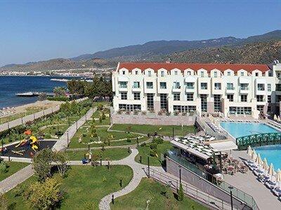 Adrina Termal Health & Spa Hotel Balıkesir Edremit Güre