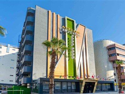 Afflon Hotels Loft City Antalya Muratpaşa Güllük Caddesi