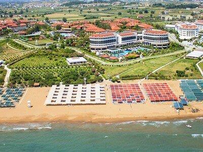 Alba Queen Hotel Antalya Side Çolaklı