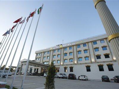 Alin Otel Tokat Tokat Tokat Merkez Yeniyurt Mahallesi